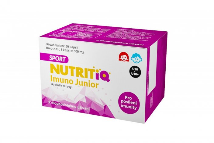 Nutritiq Imuno Junior